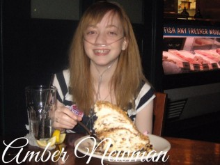 Celebrating my 15th birthday. August 2006